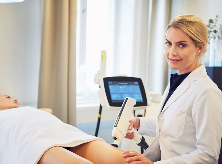 Laseroterapia Nordlys Candela - Laser ND:YAG